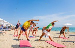 2 FITNESS IN SPIAGGIA