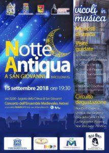 notteantiqua