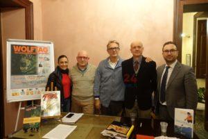 Ilenia Torre, Mario Benenati, Nino Sottile Zumbo, Antonino Coppolino e Salvatore Li Mandri