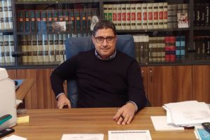 Il coordinatore Roberto Meo