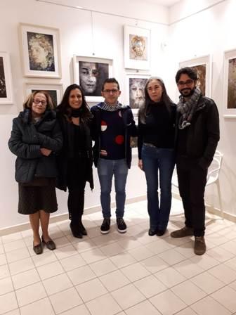 vernissage Galleria Seme d'Arancia